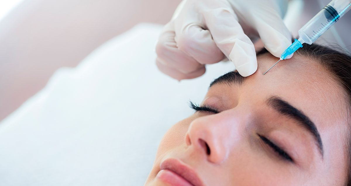 Мезотерапия кожи лица головы